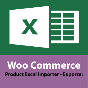 product excel import export for woocommerce