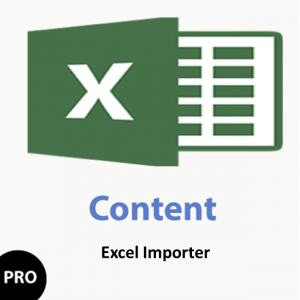 Wordpress Woocommerce Content Products Excel Importer Pro