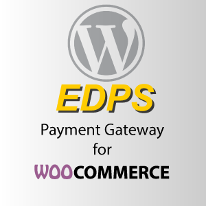 EDPS payment gateway for WordPress WooCommerce