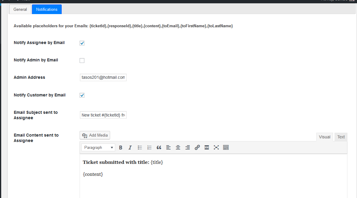 woocommerce-support-ticket-frontend-email-notifications