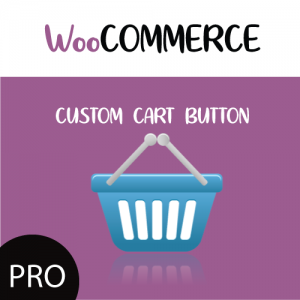 fast custom woocommerce cart button