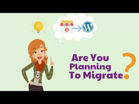 Are you planning to migrate your eCommerce store to WordPress?