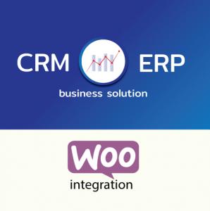 CRM ERP Business Solution for WordPress - WooCommerce Integration