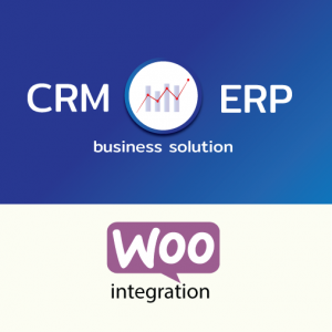 CRM ERP Business Solution for WordPress - WooCommerce Integration