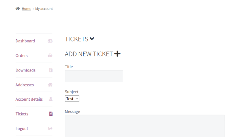 crm erp woocommerce helpdesk support ticket system