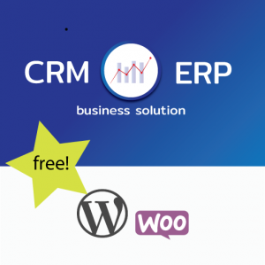 CRM ERP Business Solution for Freelancers & SME business within WordPress plus WooCommerce